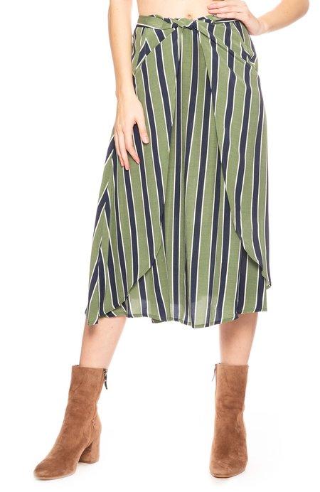 Sancia The Lias Skirt - Mira Stripe