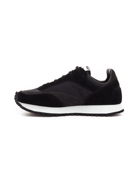 Comme des Garcons Spalwart Tempo Low Sneakers - Black