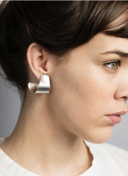 Fay Andrada Harja Earrings - STERLING SILVER
