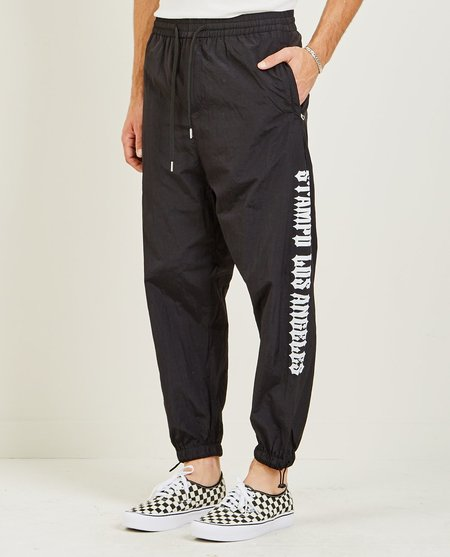 Stampd CHOPPER PANT - BLACK