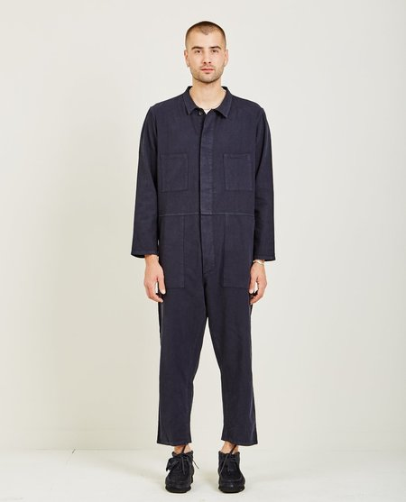 Prospective Flow T-823 COVERALL - NAVY