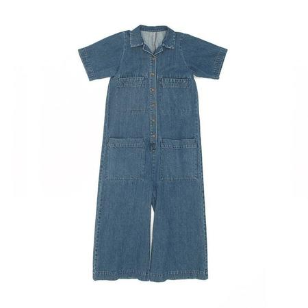 Ilana Kohn Mabel Denim Coverall