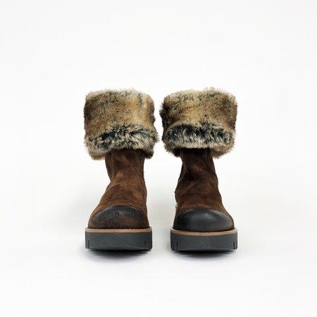 Manas Snow Boot - Brown