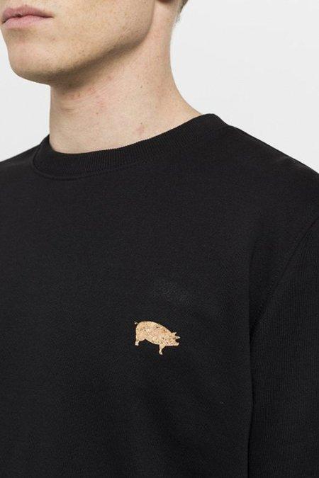 REVOLUTION PIG PRINTED SWEATSHIRT