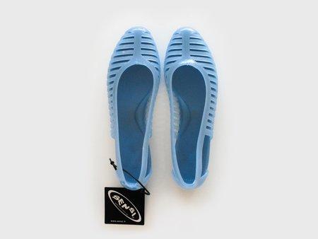 Sensi Ballerina Jelly Shoes - Blue