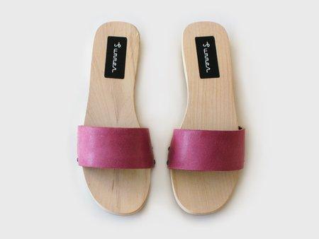 Summer Clogs - Pink