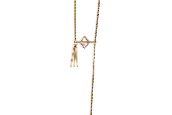 Seaworthy LEILUS NECKLACE