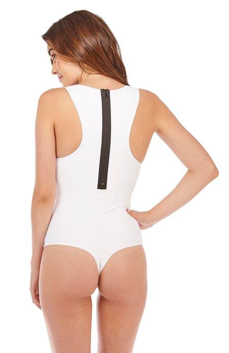 KORE SWIM Mykonos Bodysuit - White