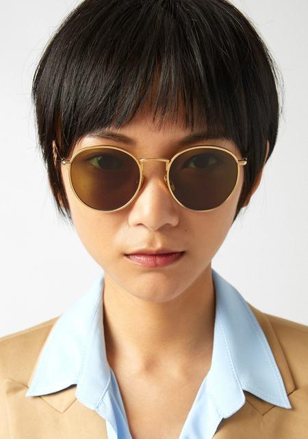Kaleos Dawson Sunglasses - Gold