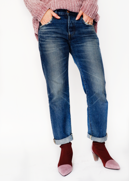 RED CARD Vintage Straight Denim - Kita