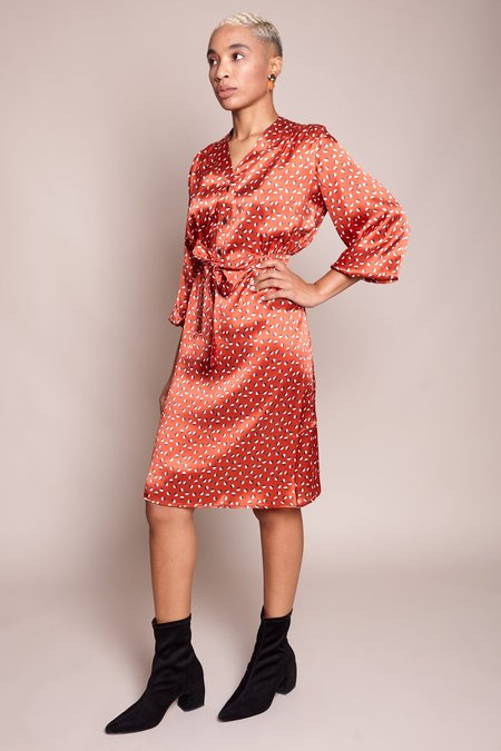 Tucker The Abigails Party Dress - Mod Dot