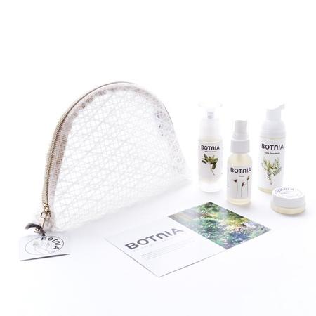 Botnia Skincare Travel Kit