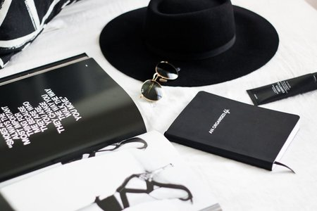 An Organised Life Notebook Set - BLACK