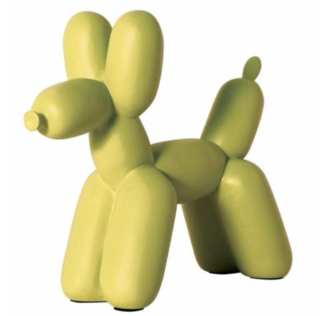 IMM Living Balloon Dog Bookend - Green