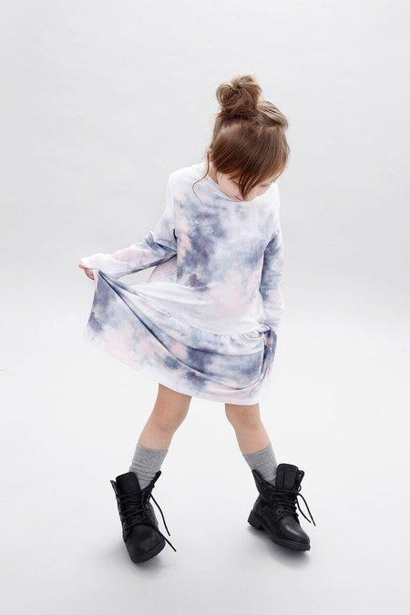 KIDS LITTLE MAN HAPPY Blurred Lines Dress