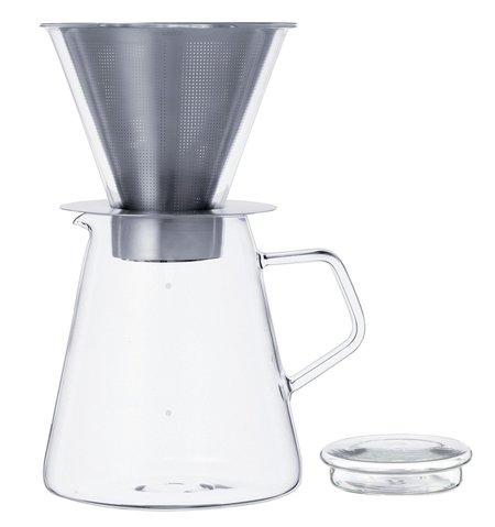 Kinto Japan Carat Coffee Dripper & Pot