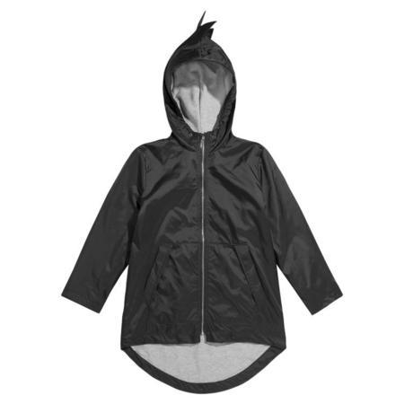 KIDS KUKUKID Dino Woven Waterproof Jacket