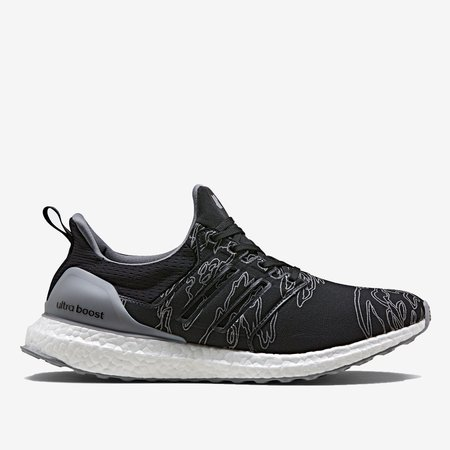 ADIDAS X UNDEFEATED Ultraboost Sneaker - Black