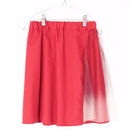 KIDS MOTORETA Loto Skirt - RED