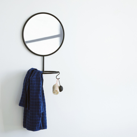 NOMESS COPENHAGEN Reflection Wall Mount Mirror