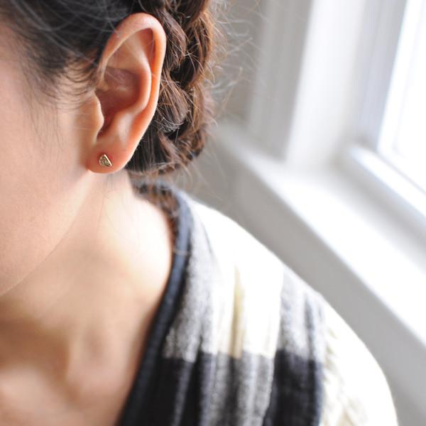 Hikaru Furuhashi Half-Moon Earring