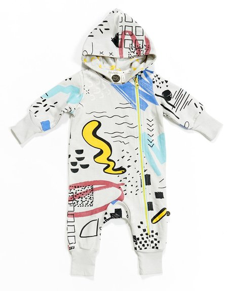 KIDS MAINIO Sketchbook Baby Jumpsuit