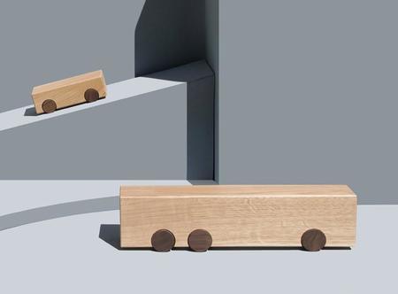KIDS Maison Deux Solid Bus