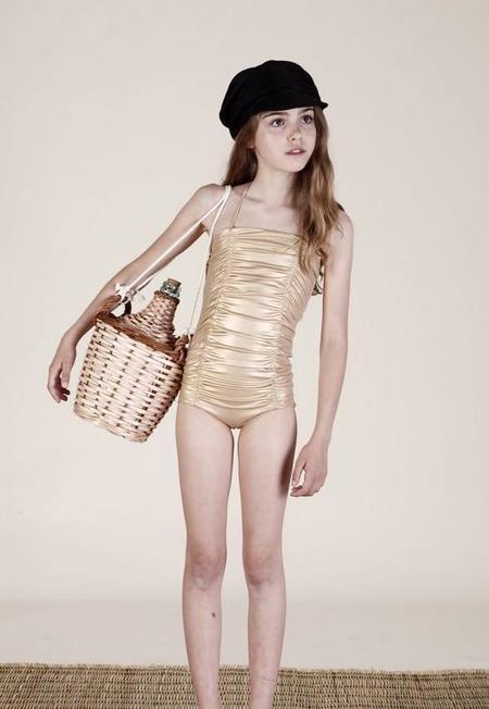 KIDS Little Creative Factory Vintage Bathing Suit
