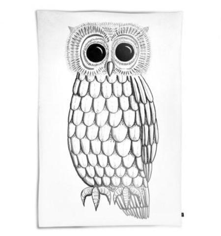 OOH NOO Wicked Owl Duvet