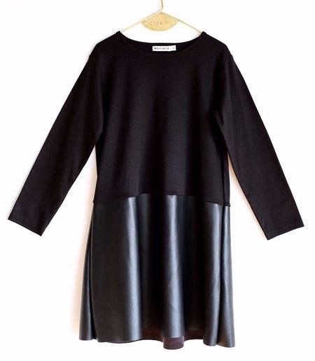 Wolf & Rita Liliana Dress - BLACK