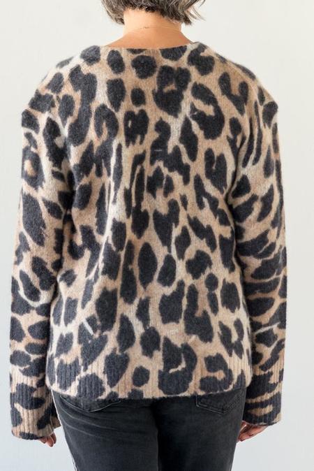 360 Sweater Geraldine - Leopard