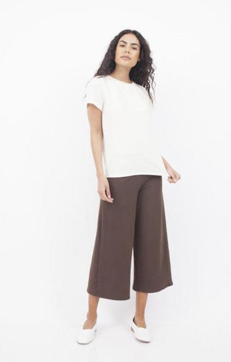 Corinne Collection Lela Pants - Mocha Brown