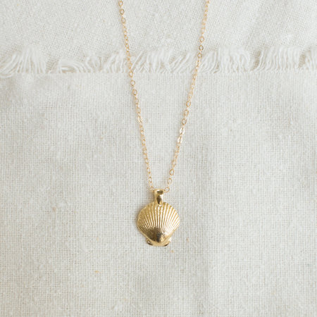 1978 By Merewif Token Necklace - Gold