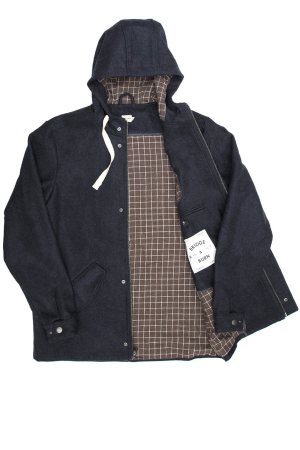 Men's Bridge & Burn Crescent Jacket