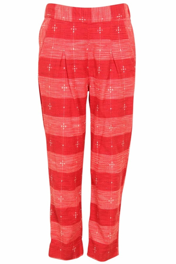Ace & Jig Cardinal Westside pants