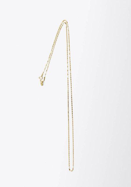 Maria Black Karen Chain Necklace - Gold