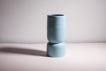 YYY Vase - Cobalt/Blue