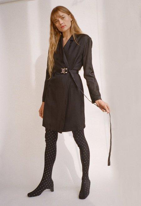 Alyx Opium Dress - Black