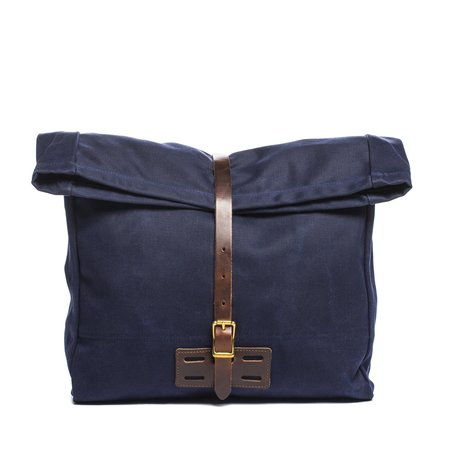 Archival roll top messenger
