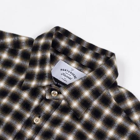 Ad Hoc Portuguese Flannel shirt - FILTRO