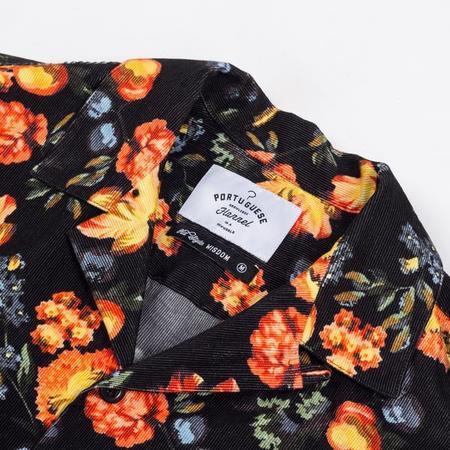 Ad Hoc Portuguese Flannel shirt - LOBO FLORES