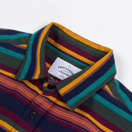 Ad Hoc Portuguese Flannel shirt - MACHU PICCHU