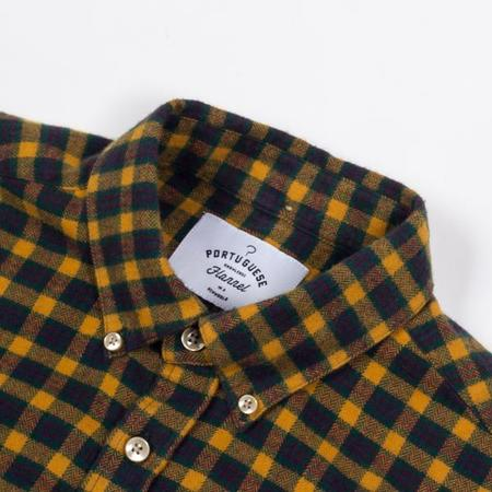 Ad Hoc Portuguese Flannel shirt - YALE