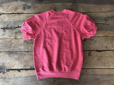 Calder Blake Daria Sweatshirt - Red Vintage