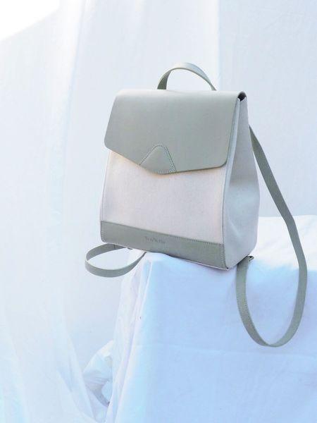VereVerto Macta Backpack - Canvas/Sage