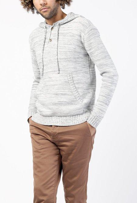 Katin Bluff Hood Sweater - Fog