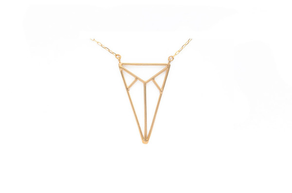 Psyche Jewelry Scriba Necklace
