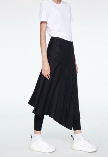 Armedangels Shiny Skirt - Black