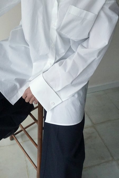 MM6 Shirt With Wide Cuff