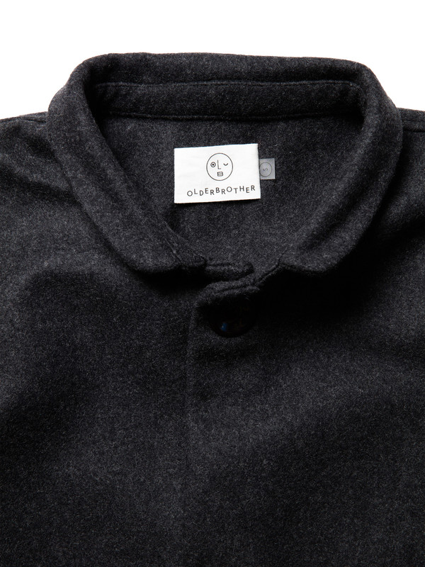 Olderbrother Travail Jacket | Charcoal